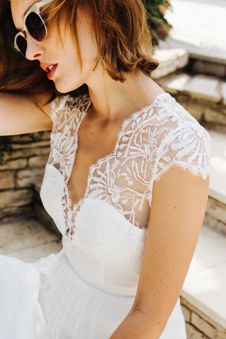 Les Robes Serie Blanche