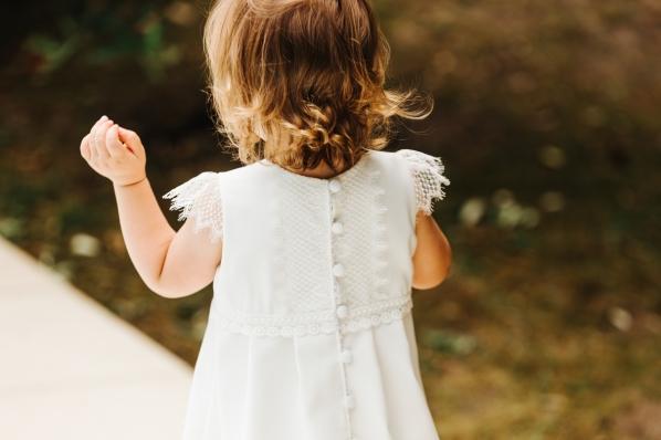 Robe enfant Maloya